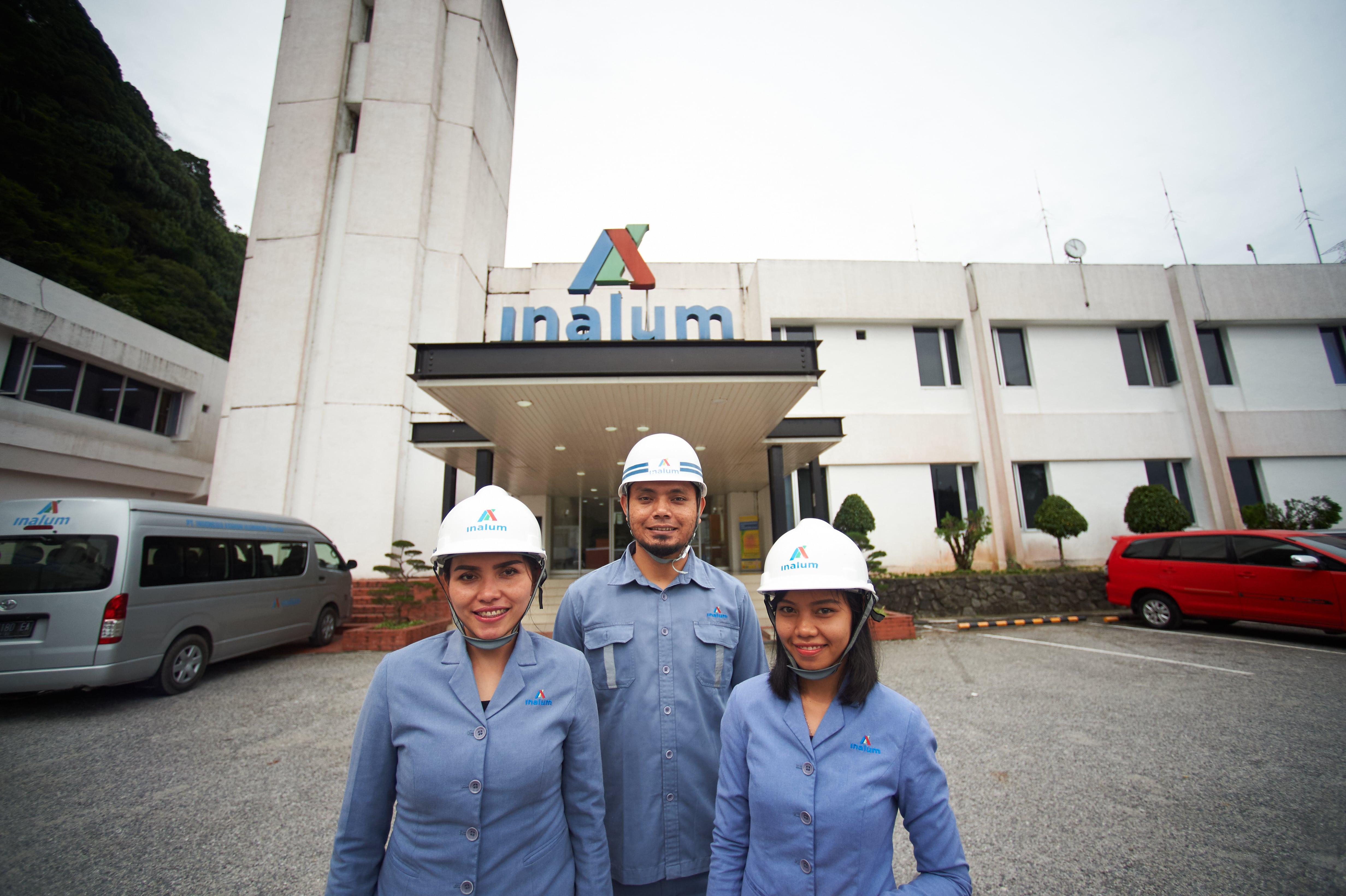 Pt Indonesia Asahan Aluminium Persero Siguragura Office